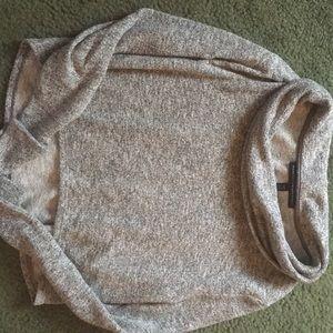 White House Black Market XS cropped sweater